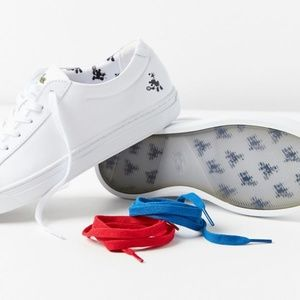 6b70d6a6c8b0 Lacoste Shoes - Women Lacoste Disney Mickey Shoes